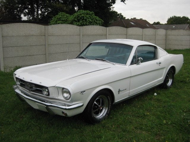 1965 ford mustang fastback 657 the mustang garage. Cars Review. Best American Auto & Cars Review