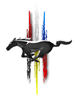 The Mustang Garage Logo