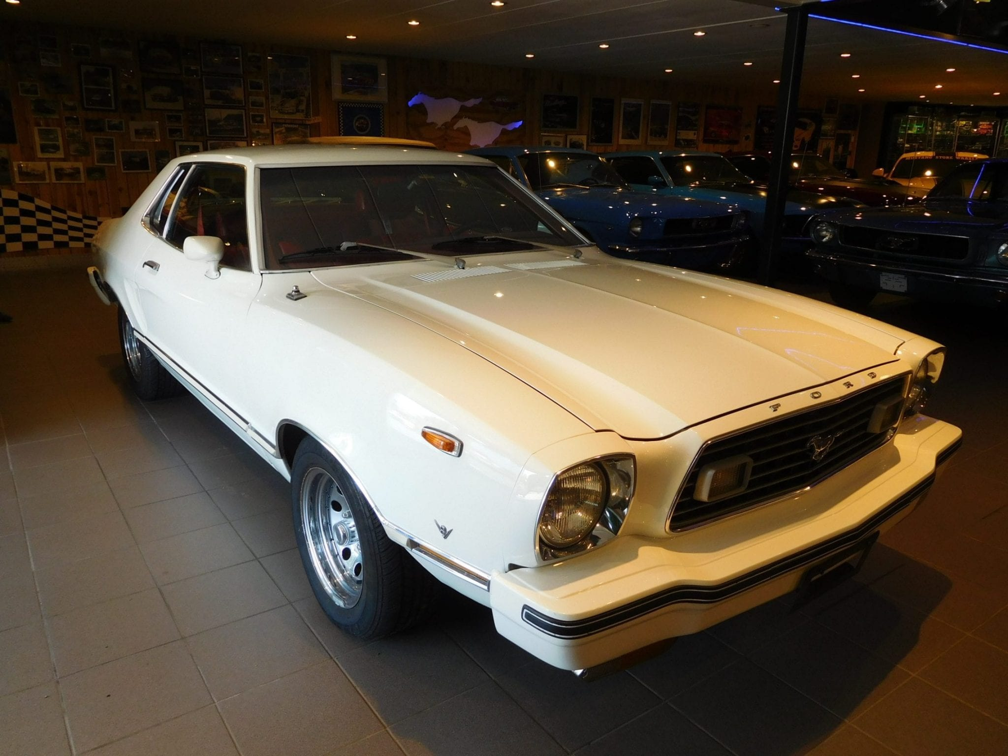 Ford mustang 1977 coupe 693