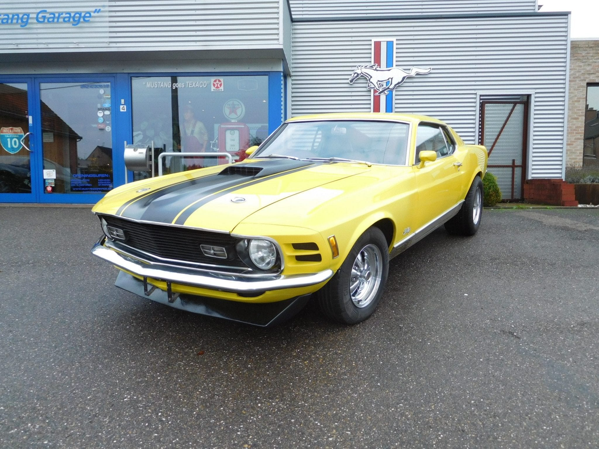 Ford mustang 1970 mach 1 691