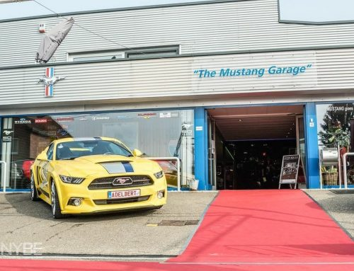 The Mustang Garage closed on Saturdays