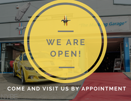 We remain open by appointment